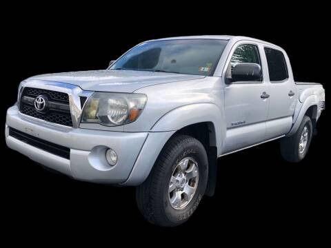 2011 Toyota Tacoma for sale at T&D Cars in Holbrook MA