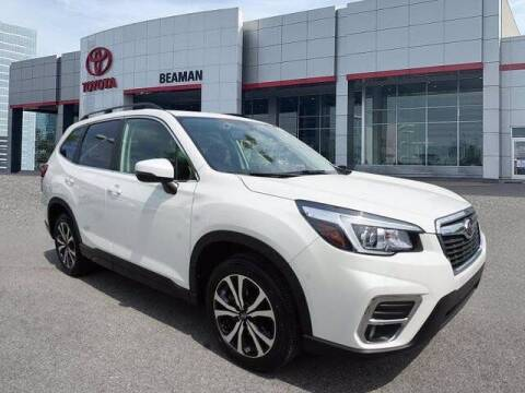 2020 Subaru Forester for sale at BEAMAN TOYOTA in Nashville TN