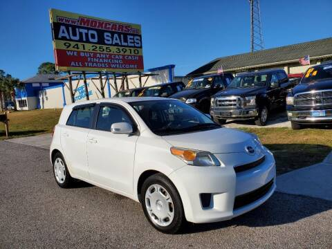 2008 Scion xD for sale at Mox Motors in Port Charlotte FL
