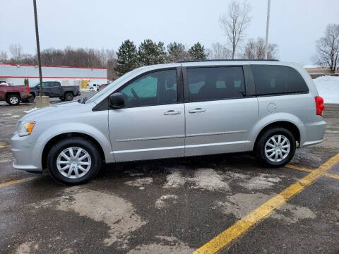 2012 Dodge Grand Caravan for sale at Finish Line Auto Sales Inc. in Lapeer MI
