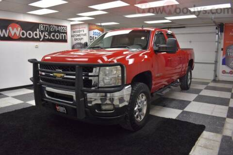 2011 Chevrolet Silverado 2500HD for sale at WOODY'S AUTOMOTIVE GROUP in Chillicothe MO