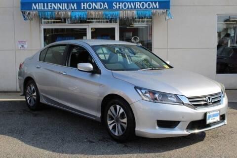 2013 Honda Accord for sale at MILLENNIUM HONDA in Hempstead NY