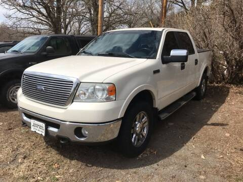 2008 Ford F-150 for sale at Riverside Auto Sales in Saint Croix Falls WI