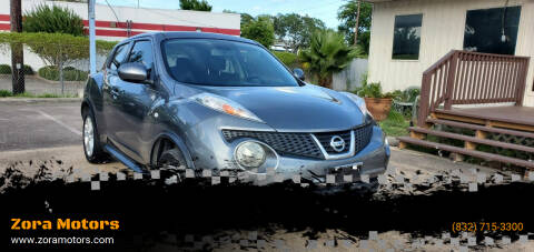 2011 Nissan JUKE for sale at Zora Motors in Houston TX