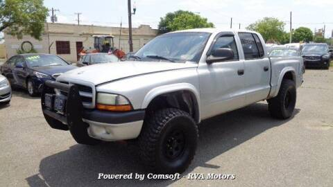 2002 Dodge Dakota for sale at RVA MOTORS in Richmond VA