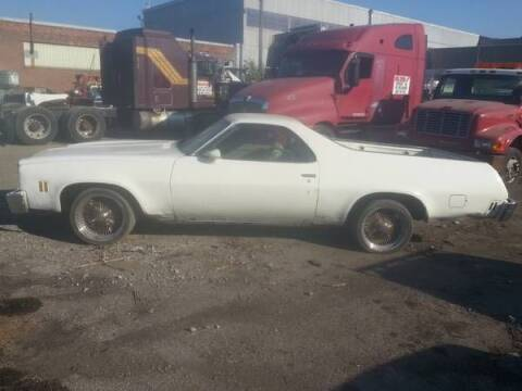 1973 Chevrolet El Camino for sale at Haggle Me Classics in Hobart IN
