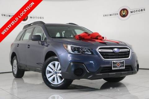 2018 Subaru Outback for sale at INDY'S UNLIMITED MOTORS - UNLIMITED MOTORS in Westfield IN