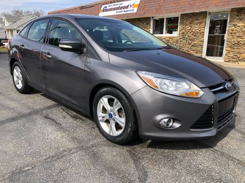 2012 Ford Focus for sale at Approved Motors in Dillonvale OH