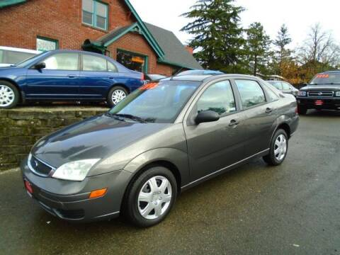 2007 Ford Focus for sale at Carsmart in Seattle WA