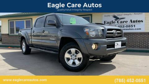 2010 Toyota Tacoma for sale at Eagle Care Autos in Mcpherson KS
