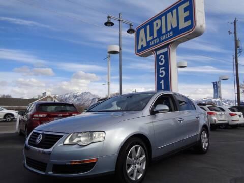 2006 Volkswagen Passat for sale at Alpine Auto Sales in Salt Lake City UT