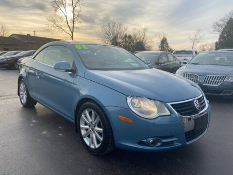 2008 Volkswagen Eos for sale at Newcombs Auto Sales in Auburn Hills MI