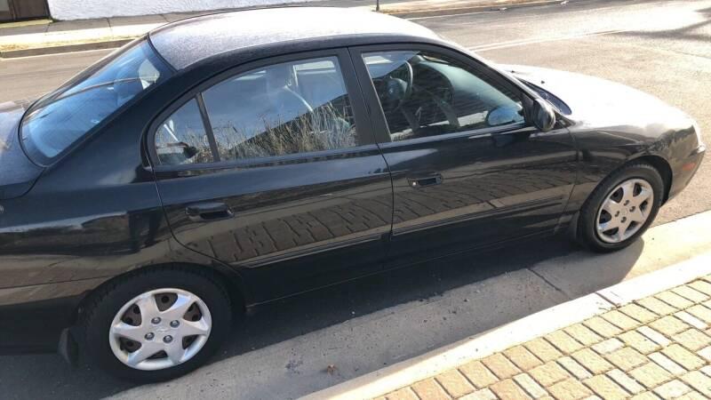 2005 Hyundai Elantra for sale at M & E Motors in Neptune NJ