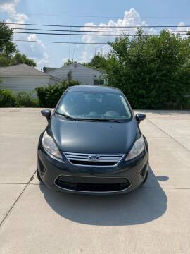 2011 Ford Fiesta for sale at Suburban Auto Sales LLC in Madison Heights MI