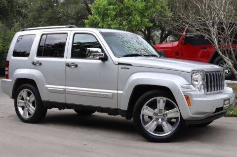 2011 Jeep Liberty for sale at SELECT JEEPS INC in League City TX
