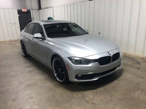 2017 BMW 3 Series for sale at Matt Jones Motorsports in Cartersville GA