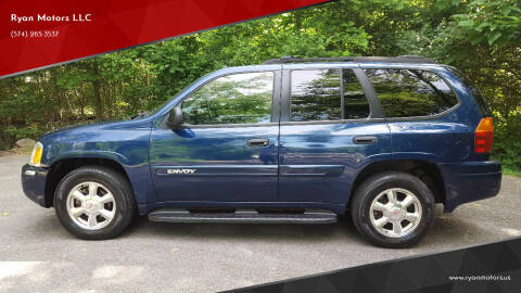 2004 GMC Envoy for sale at Ryan Motors LLC in Warsaw IN
