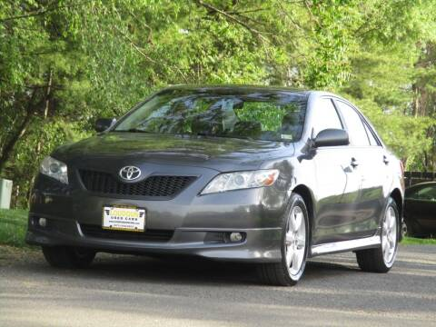 2007 Toyota Camry for sale at Loudoun Used Cars in Leesburg VA