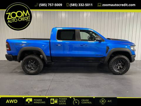 2021 RAM Ram Pickup 1500 for sale at ZoomAutoCredit.com in Elba NY