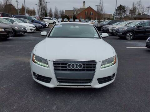 2012 Audi A5 for sale at Southern Auto Solutions - Georgia Car Finder - Southern Auto Solutions - Lou Sobh Honda in Marietta GA