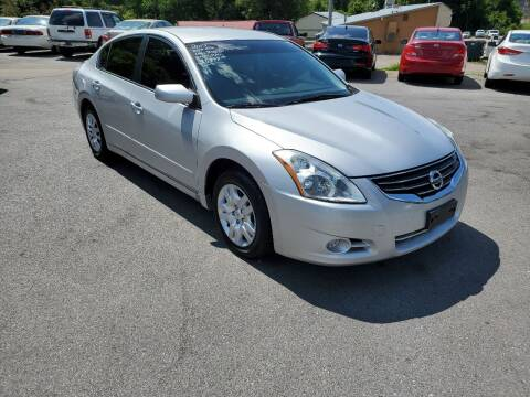 2012 Nissan Altima for sale at DISCOUNT AUTO SALES in Johnson City TN