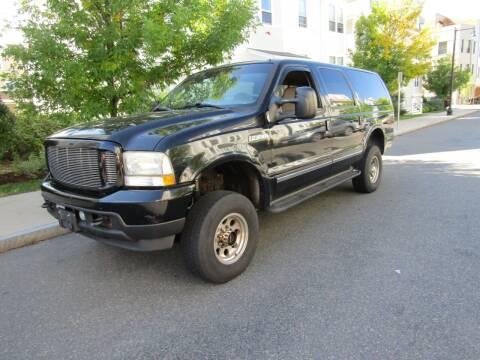 2003 Ford Excursion for sale at Boston Auto Sales in Brighton MA