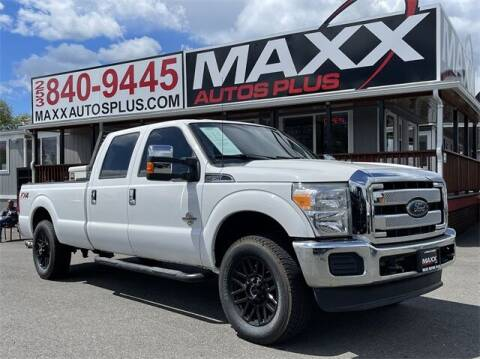 2015 Ford F-250 Super Duty for sale at Maxx Autos Plus in Puyallup WA