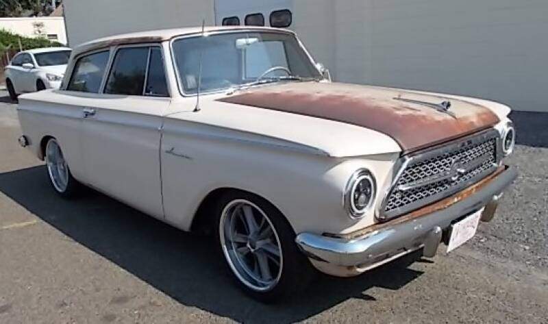 1960 AMC Rambler for sale at C & C AUTO SALES in Riverside NJ