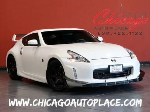 2016 Nissan 370Z for sale at Chicago Auto Place in Bensenville IL