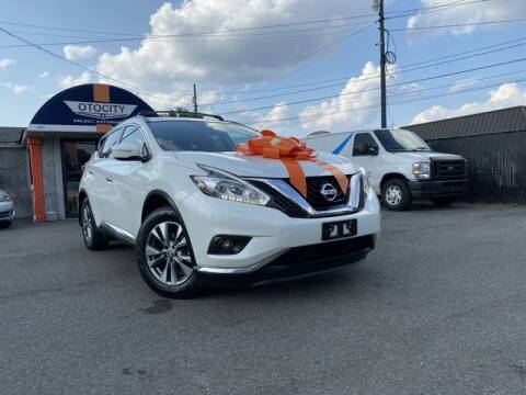 2015 Nissan Murano for sale at OTOCITY in Totowa NJ