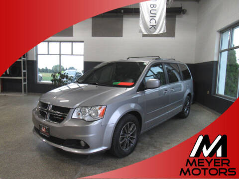 2016 Dodge Grand Caravan for sale at Meyer Motors in Plymouth WI