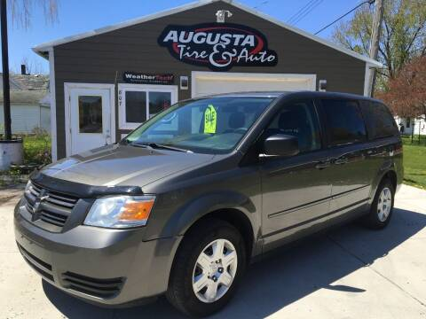 2010 Dodge Grand Caravan for sale at Augusta Tire & Auto in Augusta WI