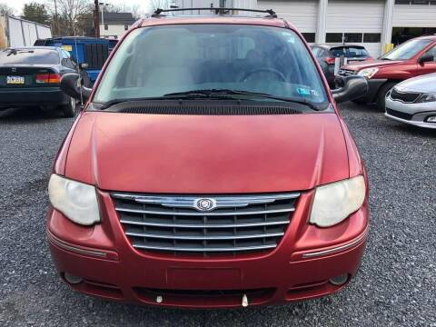 2005 Chrysler Town and Country for sale at Delong Motors in Fredericksburg VA