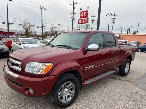 2005 Toyota Tundra for sale at 4th Street Auto in Louisville KY
