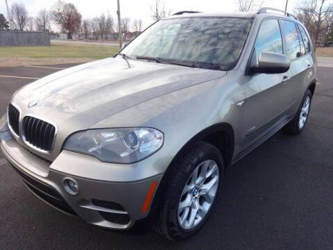 2012 BMW X5 for sale at Just Drive Auto in Springdale AR