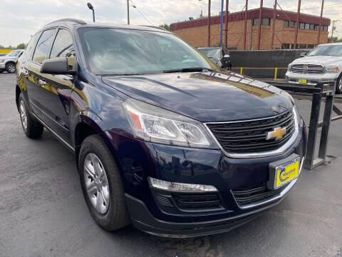 2016 Chevrolet Traverse for sale at New Wave Auto Brokers & Sales in Denver CO