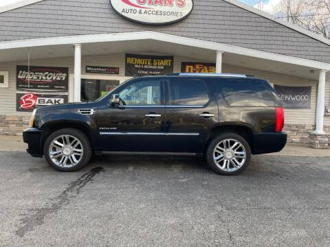 2011 Cadillac Escalade for sale at Stans Auto Sales in Wayland MI