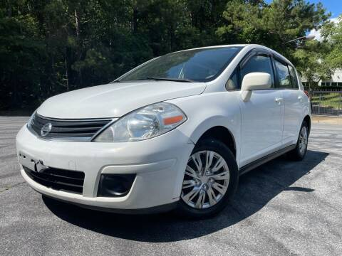 2012 Nissan Versa for sale at Global Imports Auto Sales in Buford GA