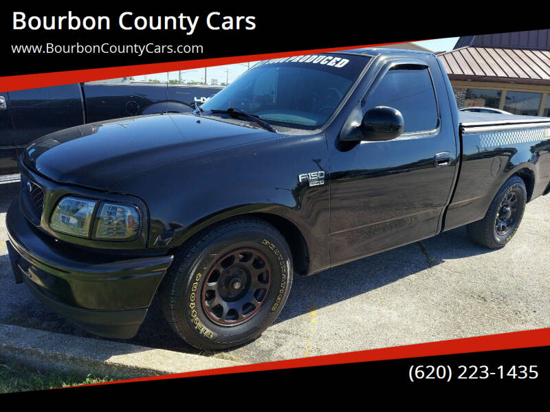 1998 Ford F-150 for sale at Bourbon County Cars in Fort Scott KS
