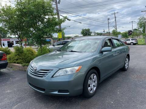 2007 Toyota Camry for sale at Boardman Auto Mall in Boardman OH