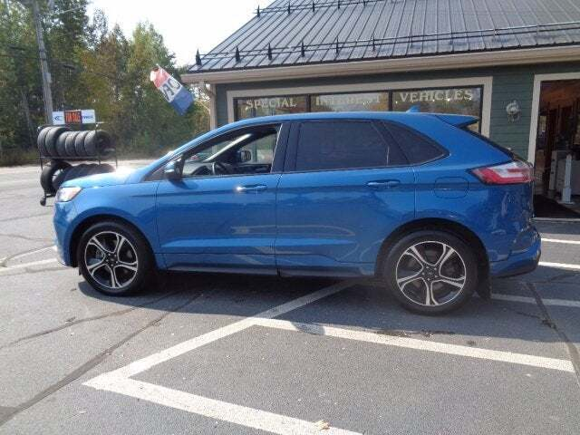 2019 Ford Edge AWD ST 4dr Crossover - Lancaster NH