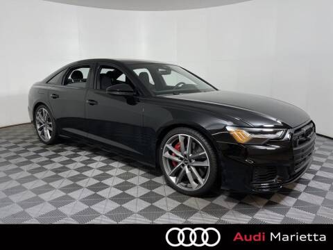 2021 Audi S6 for sale at CU Carfinders in Norcross GA