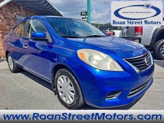 2012 Nissan Versa for sale at PARKWAY AUTO SALES OF BRISTOL - Roan Street Motors in Johnson City TN