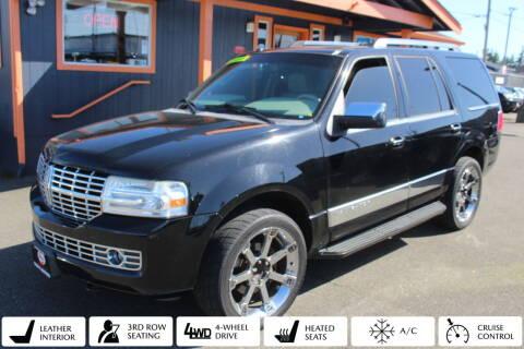 2008 Lincoln Navigator for sale at Sabeti Motors in Tacoma WA