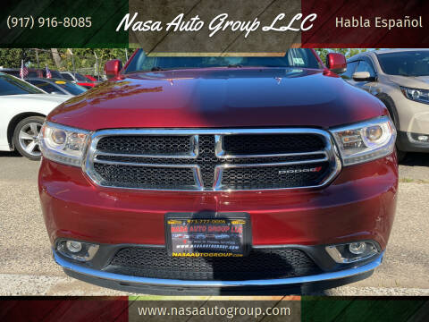 2015 Dodge Durango for sale at Nasa Auto Group LLC in Passaic NJ