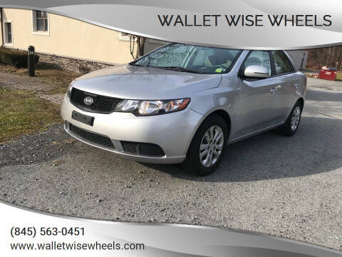 2011 Kia Forte for sale at Wallet Wise Wheels in Montgomery NY