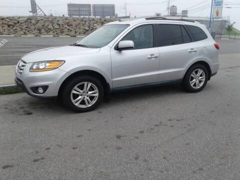 2011 Hyundai Santa Fe for sale at Nelsons Auto Specialists in New Bedford MA