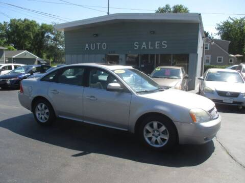 2007 Ford Five Hundred for sale at SHEFFIELD MOTORS INC in Kenosha WI