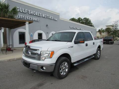 2013 Ford F-150 for sale at Gulf Shores Motors in Gulf Shores AL