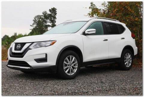 2019 Nissan Rogue for sale at WHITE MOTORS INC in Roanoke Rapids NC